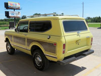 1974 IHC Scout II Traveltop 4x4