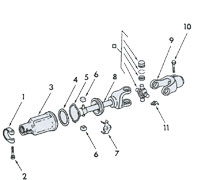 Lower Steering Column Assembly